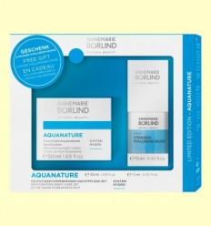 Pack Aquanature - Crema de Nit Hidratant + 2-Phase Hyaluron Shake - Anne Marie Börlind - 50 ml + 15 ml