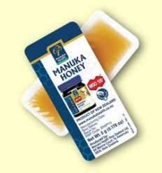 Mel de Manuka MGO100 + Manuka Honey - Manuka World - 12 monodosi