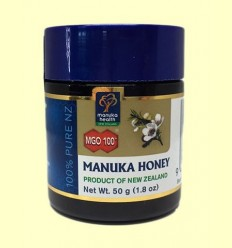 Mel de Manuka MGO100 + Manuka Honey - Manuka World -  50 grams
