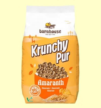 Krunchy Pur Amaranto Bio - Barnhouse - 375 grams