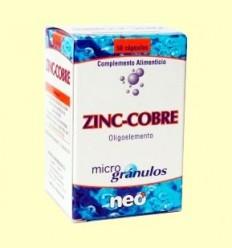 Microgrànuls Zinc-Coure - Neo - 50 càpsules