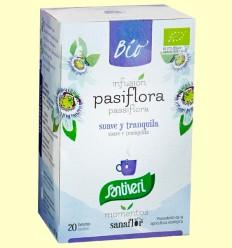 Passionera Infusions Bio - Santiveri - 20 bossetes filtre