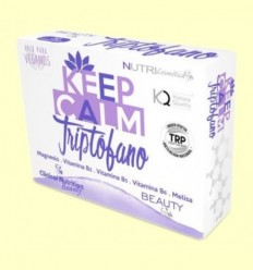 Keep Calm Triptòfan - Clinical Nutrition Beauty -  30 comprimits