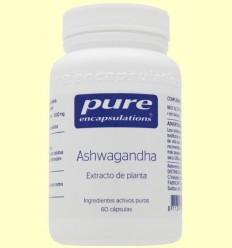 Ashwagandha - Pure Encapsulations - 60 càpsules