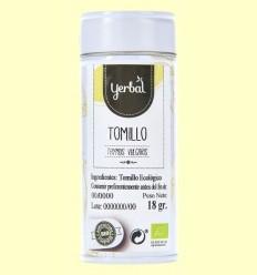 Farigola Eco en Llauna - Yerbal - 18 grams