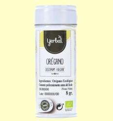 Orenga Ecològic - Yerbal - 8 grams