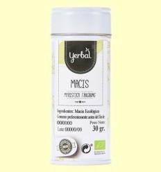 Macis Ecològic - Yerbal - 30 grams