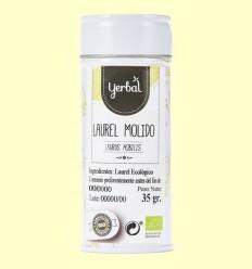 Llorer Mòlt Eco - Yerbal - 35 grams