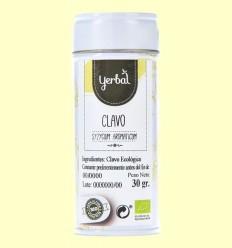 Clau Ecològic - Yerbal - 30 grams