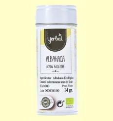 Alfàbrega Ecològica - Yerbal - 14 grams