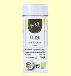 Sajolida Ecològica - Yerbal - 16 grams