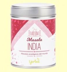 Masala Índia Ecològic - Yerbal - 70 grams