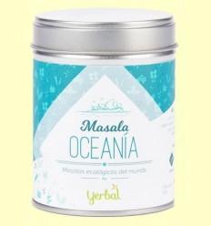 Masala Oceania Ecològic - Yerbal - 60 grams