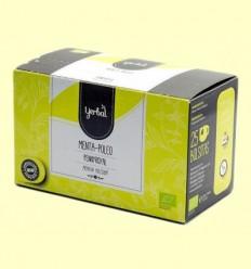 Infusió Menta Poleo Ecològic - Yerbal - 25 bossetes *