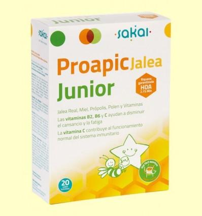 Proapic Gelea Junior - Sakai - 20 vials