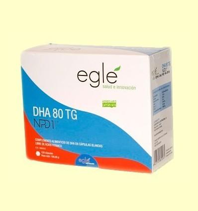 DHA 80 TG NPD1 - Egle - 120 càpsules