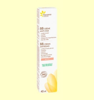 BB Crema Antiedat Bio - Fleurance Nature - 40 ml