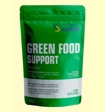 Green Food Natural - Nutilab - 200 grams