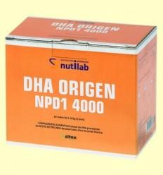 DHA Origen NPD1 4000 - Nutilab - 30 vials