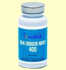 DHA Origen NPD1 400 - Nutilab - 240 perles