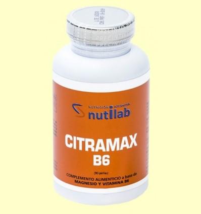 Citramax B6 - Nutilab - 90 càpsules