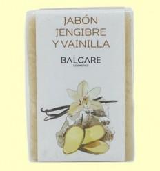 Sabó de Gingebre i Vainilla - Balcare - 100 grams