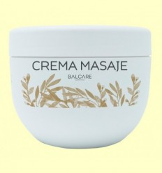 Crema de Massatge Eco - Balcare -  500 ml *
