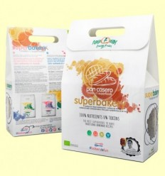 Superbakery Pa Eco - Energy Feelings -  2 bossetes