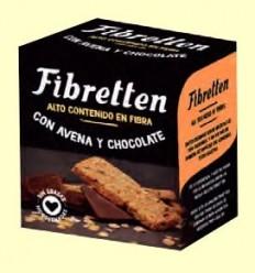 Fibretten Xocolata i Civada - Galetes Fibra - Venpharma - 200 grams *