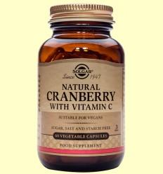 Nabiu Vermell - Amb vitamina C - Solgar - 60 càpsules
