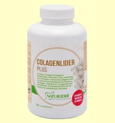 Colagenlíder Plus Comprimits - Naturlider - 180 comprimits