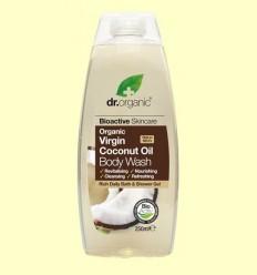 Gel de Bany d'Oli de Coco Bio - Dr.Organic - 250 ml