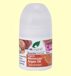 Desodorant d'Oli d'Argan Marroquí Bio - Dr.Organic - 50 ml