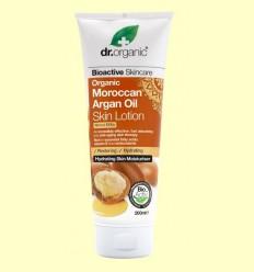 Loció Corporal d'Oli d'Argan Marroquí Bio - Dr.Organic - 200 ml