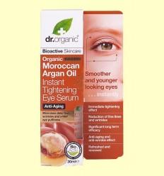 Sèrum Contorn d'Ulls d'Oli d'Argan Marroquí Bio - Dr.Organic - 30 ml