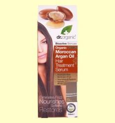Sèrum Capil·lar d'Oli d'Argan Marroquí Bio - Dr.Organic - 100 ml