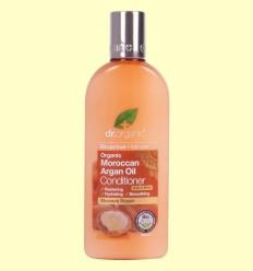 Condicionador d'Oli d'Argan Marroquí Bio - Dr.Organic - 265 ml
