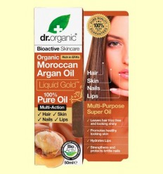 Oli Pur d'argània Marroquí Bio - Dr.Organic - 50 ml