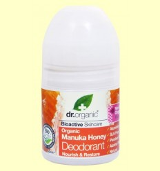 Desodorant de Mel de Manuka - Dr.Organic - 50 ml