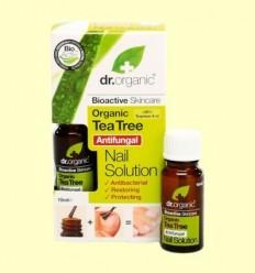 Solució antibacteriana per Ungles de Arbre del Te Bio - Dr.Organic - 10 ml