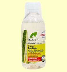 Esbandida Bucal d'Arbre del Te Bio - Dr.Organic - 500 ml