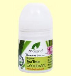 Desodorant d'Arbre del Te Bio - Dr.Organic - 50 ml