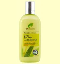 Condicionador d'Arbre del Te Bio - Dr.Organic - 265 ml