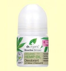 Desodorant d'Oli d'Cànem Bio - Dr.Organic - 50 ml
