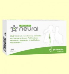 Plactive Neural - Dolor Esquena - Pharmadiet -  20 comprimits
