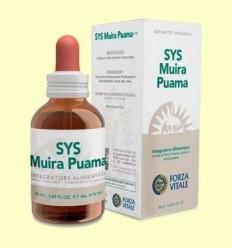 SYS Muira Puama - Forza Vitale - 50 ml