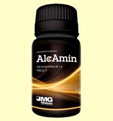 AlcAmin - alcalinitzant - MGdose - 100 comprimits *