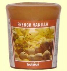 Vela tac petita - Vainilla - Bolsius - 1 espelma