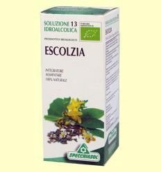 Rosella de Califòrnia solució hidroalcohòlica - Specchiasol - 50 ml