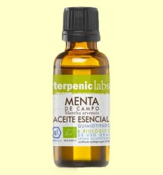 Menta Camp - Oli Essencial Bio - Terpenic Labs -  30 ml